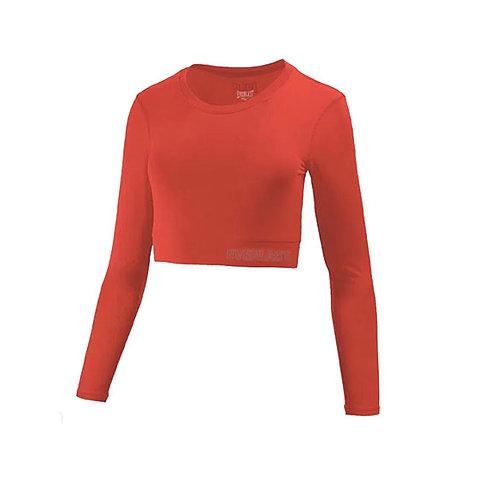 Top Rojo Everlast Dama - EV98ABL587