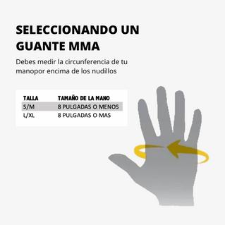 CÓMO ELEGIR LOS GUANTES MMA Y BOXEO CORRECTOS