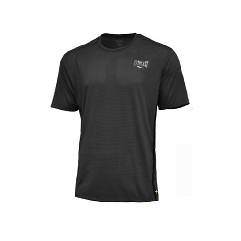 Camiseta hombre negra manga corta Everlast - EV70HAM251