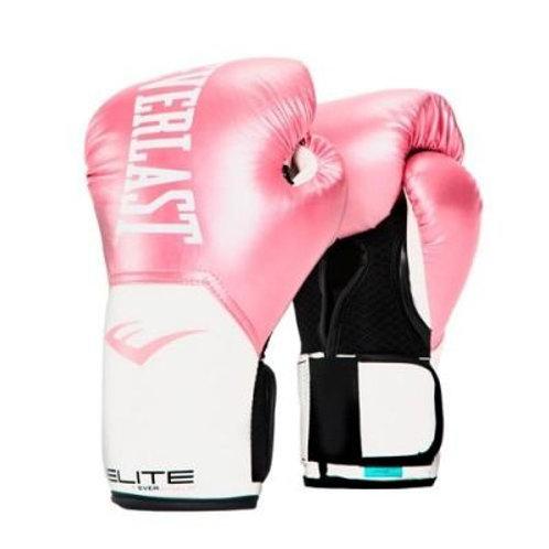 Guantes de Boxeo Pro Style Elite Everlast Rosado-Plata P00001244-14PK ROSA