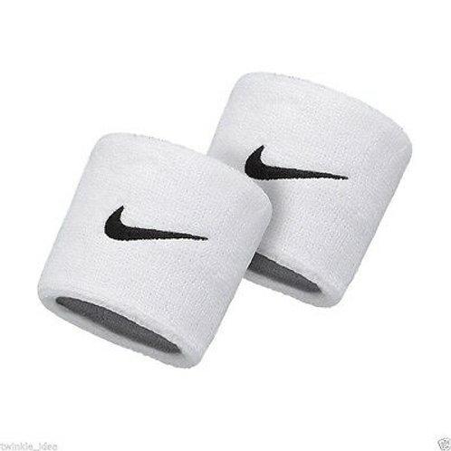 Muñequeras Nike blancas AC2286-101