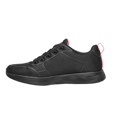 Tenis Skechers negro Dama 117009-BLK