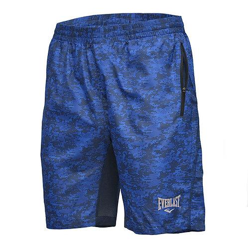 Pantaloneta Hombre Estampada  Azul Everlast EV50RAM883