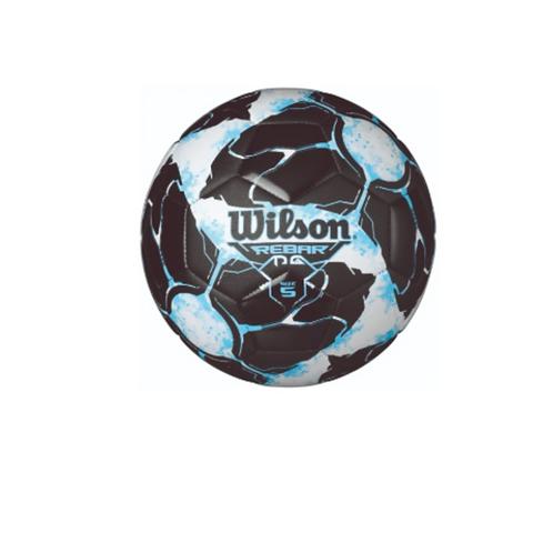 Balón de Futbol Wilson REBAR NG/BL (NO.5) (E8139)