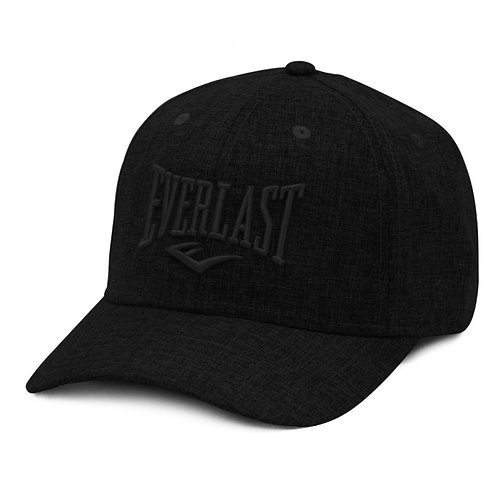Gorra Negra Everlast - EV9CCJ111