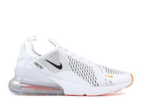 bastante agradable 7b62e 95384 Tenis Nike AirMax 270 Blanco Naranja - AH8050-106