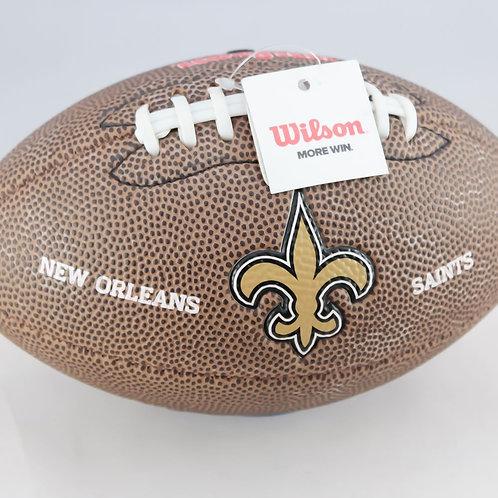 Balón de Futbol Americano NFL NO SAINTS  WTF1533-XBNO
