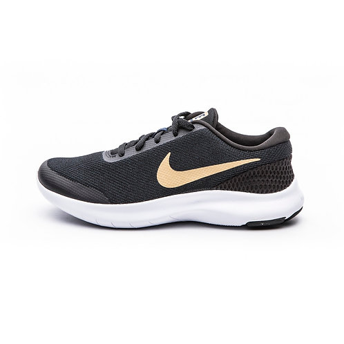 Tenis Nike Flex Experience RN 7 Negro - Dorado 908996-012