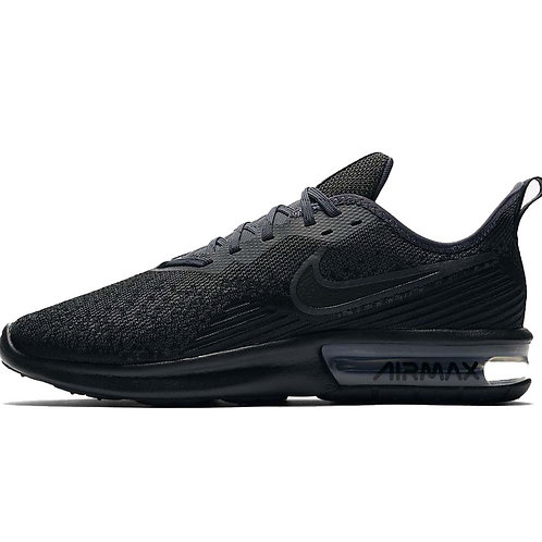 Tenis Nike Air Max Sequent 4 Negro HB AO4485-002