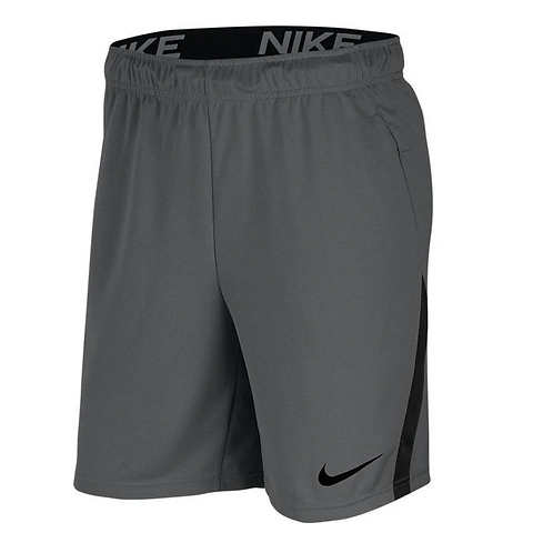 Pantaloneta Running Hombre gris Nike CK0450-068