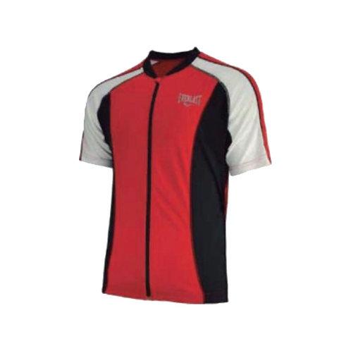 Jersey hombre Ciclismo rojo-negro EV78EAM947