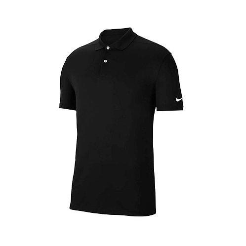 Camiseta Golf Nike Dri-fit Polo Negra - BV0356-010