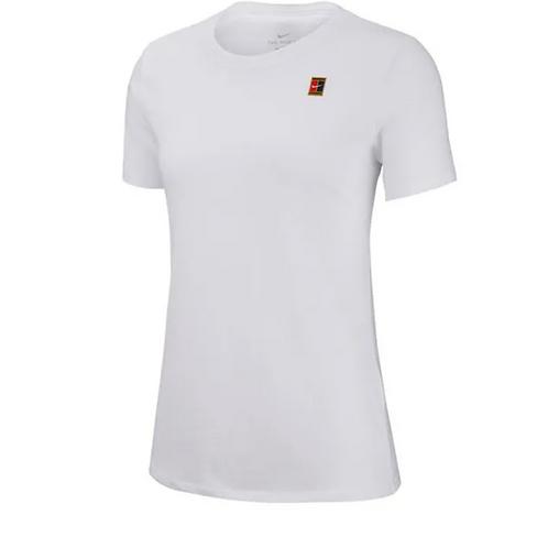 Blusa Nike Blanca Tennis AA7762-100