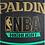 Thumbnail: BALON BASKET #7 NEGRO VERDE HIGHLIGHT-GREEN GOLD