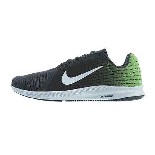 Tenis Nike Negro-verde DownShifter - 908984-013