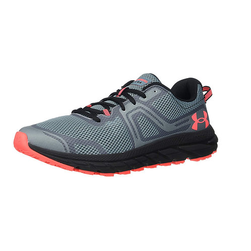 Tenis Under Armour Negro Charged Tocoa 3 - 3023370-400