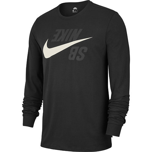Camiseta Nike Manga Larga Phanton AA8089-010