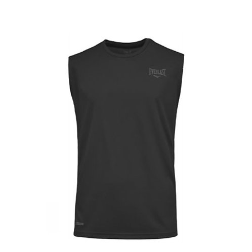 Camiseta sin manga hombre negra Everlast EV40HAM301