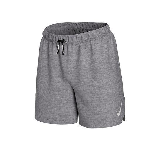 Pantaloneta Running  Gris  - AJ7777-056