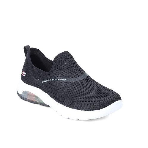 Tenis Skechers Negro Go Ear Walk 124073-BKW