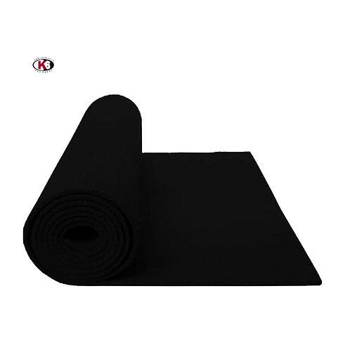 Yoga Mat Negra  3mm - 67145