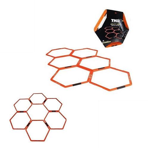 Juego de escalera hexagonal - IR97778