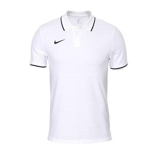 Camiseta Nike  Blanca Tipo polo - AJ1502-100