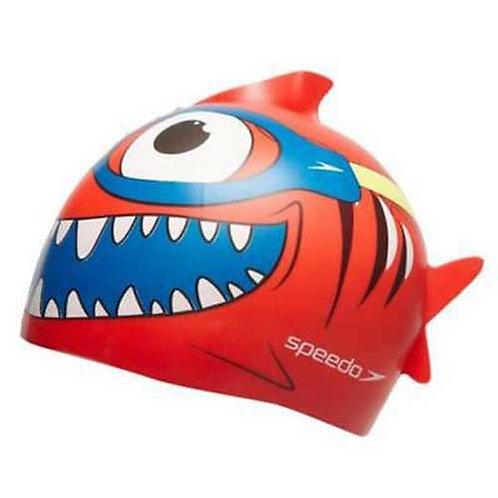 Gorro Natación Seasquad Character Cap Rojo 08769B362