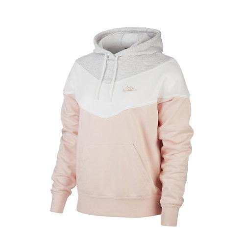 Buso algodón Nike Beige blanco y gris -BV4956-682