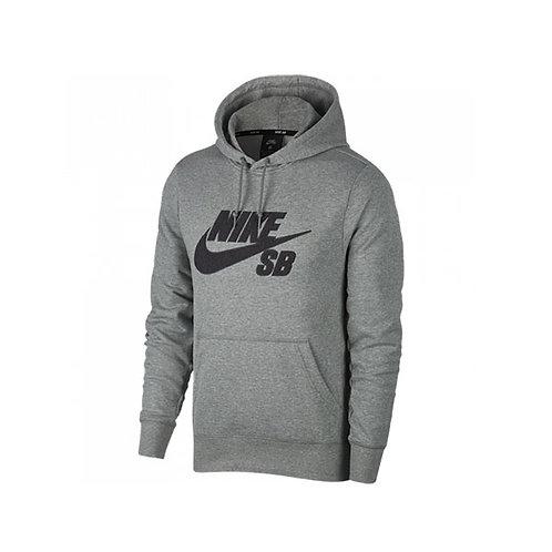 Chaqueta hoddie Nike Gris Estampada AT3414-063