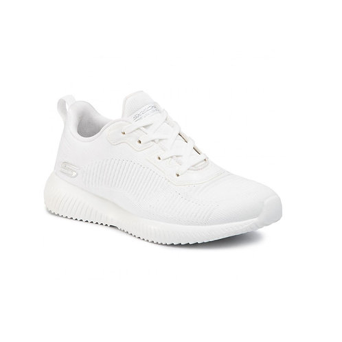 Tenis Though Talk Skechers Mujer Blancos 32504-WHT