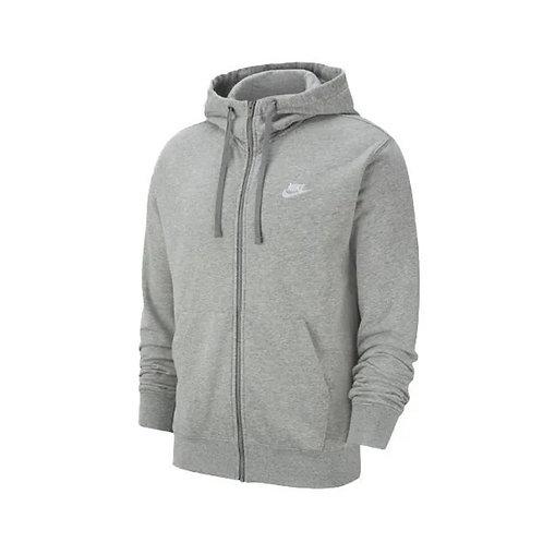 Saco Nike Gris con cremallera - BV2648-063
