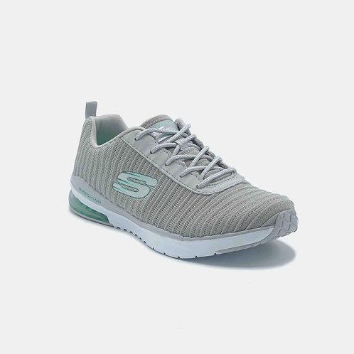 Tenis Skechers Gris-verde 88888315-GRY