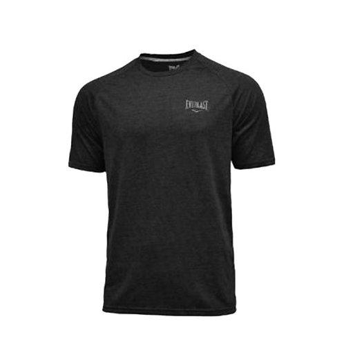 Camiseta hombre negra manga corta Everlast - EV79XBM441