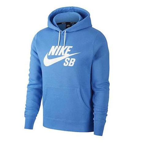 Hoddie Nike Azul claro- AJ9733-402