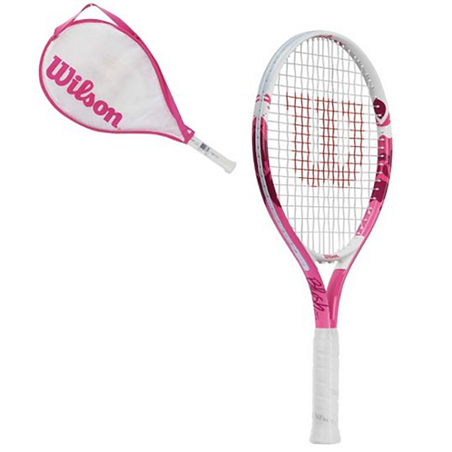Raqueta de tenis Wilson Blush 25
