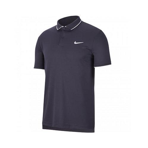 Camiseta Nike Azul tipo polo Tenis - 939137-015