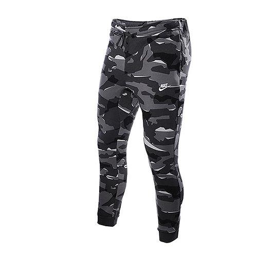 Pantalon Nike Jogger Militar Gris - AJ2111-065