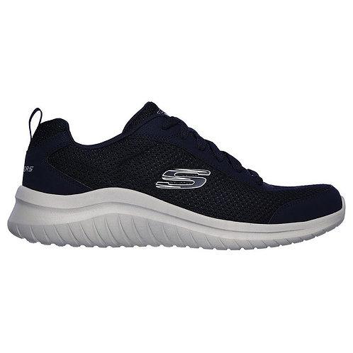 Tenis Skechers Azul Litewilde - 52764NVY