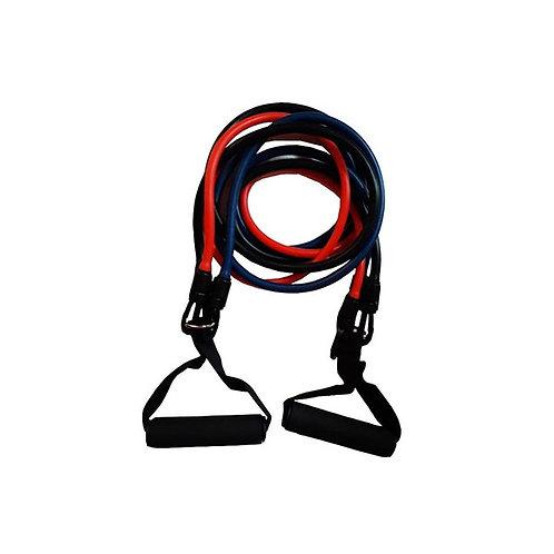 Bandas Resistencia Tubulares Kit X 3 G-Techz FA0567