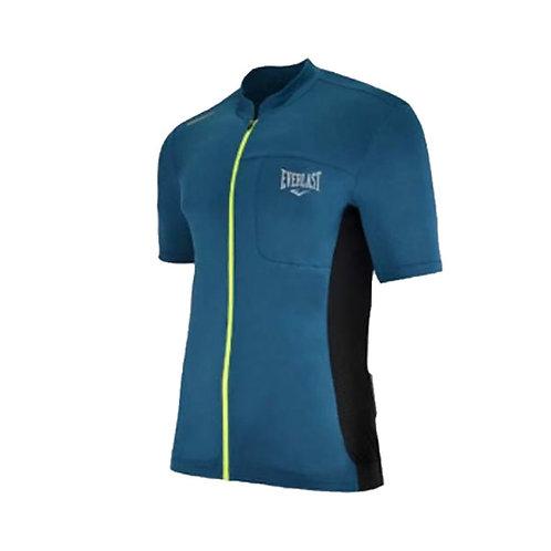 Jersey hombre Ciclismo Aqua EV78TAM083