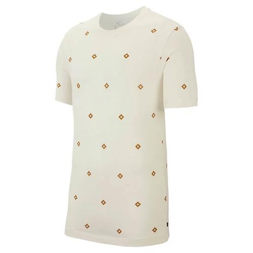 Camiseta Nike Dri fit Beige CJ0452-133