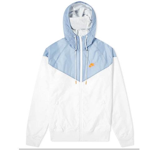 Chaqueta  Nike rompeviento Azul con blancoAR2191-105