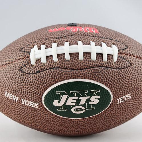 Balón Futbol Americano Mini NFL NJ JETS WTF1533-XBNJ