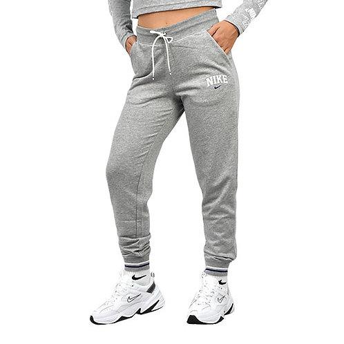 Pantalón Gris Nike en Algodón  Dama - BV3987-063