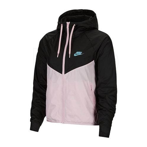 Chaqueta Rompevientos Nike Sportwear Negro- rosado BV3939-663