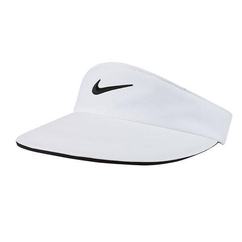 Visera Nike Blanca con negro Golf BQ4779-100