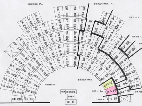 ののうえ愛*府政活動報告会(2019年11月24日)