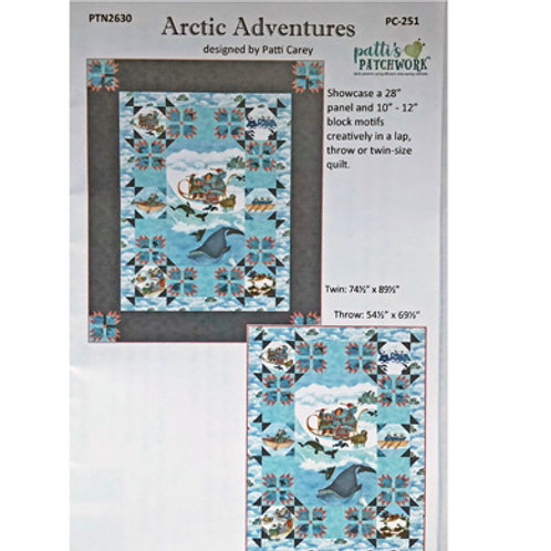 Arctic Adventures Pattern