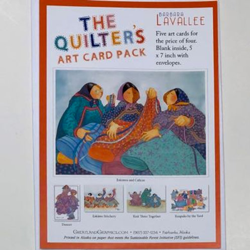 Quilter's Card Pack